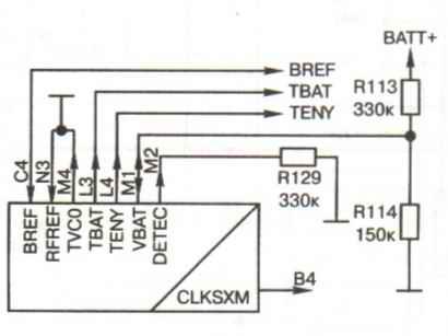 Рис.10 Схема контроля напряжения аккумуляторной батареи.  После изучения материала данной статьи поиск и устранение...